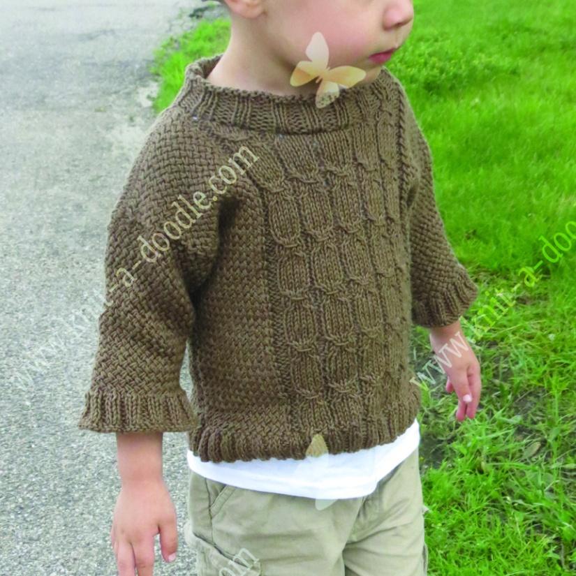 Mannish Sweater