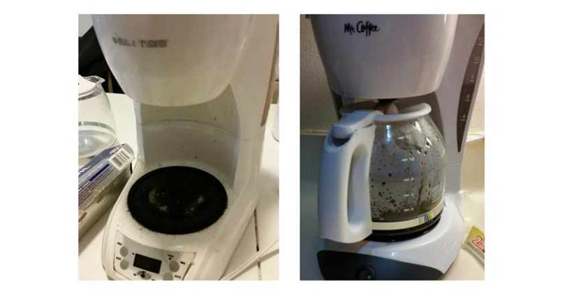 RIP Mr. B&D: A Coffee Maker Tale