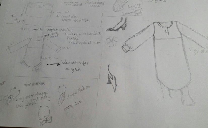 Design Process: Sketching